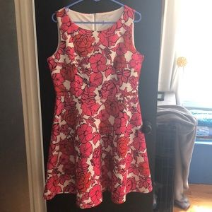 NY&Co Fit and Flare Dress